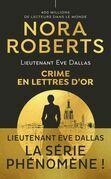 Lieutenant Eve Dallas (Tome 50) - Crime en lettres d'or