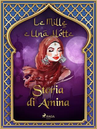 Storia di Amina (Le Mille e Una Notte 16)