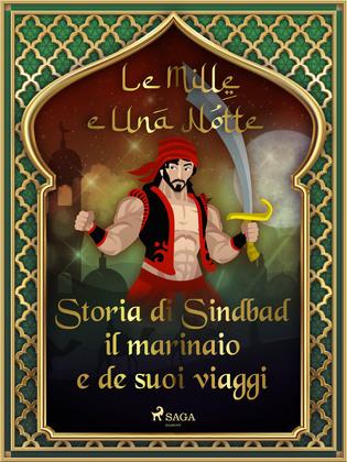 Storia di Sindbad il marinaio e de suoi viaggi (Le Mille e Una Notte 17)