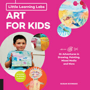 Little Learning Labs: Art for Kids, abridged paperback edition