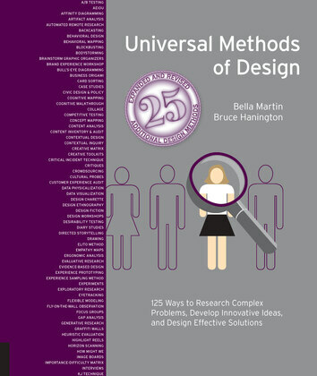 Universal Methods of Design, Expanded and Revised
