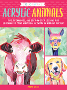 Colorways: Acrylic Animals