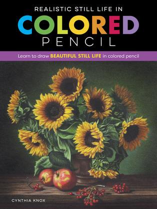 Realistic Still Life in Colored Pencil