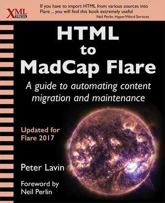 HTML to MadCap Flare