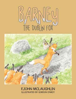Barney  the Dublin Fox