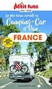 FRANCE EN CAMPING CAR ET VAN 2021/2022 Petit Futé