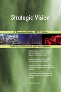 Strategic Vision A Complete Guide - 2019 Edition