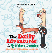 The Daily Adventures of the 4 Weiner Doggies