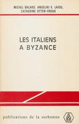 Les italiens à Byzance