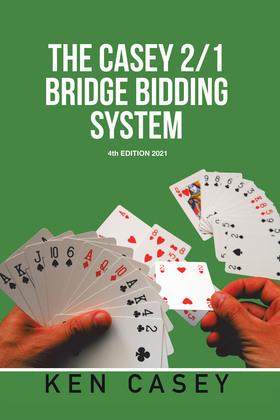 The Casey 2/1 Bridge     Bidding System