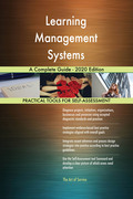 Learning Management Systems A Complete Guide - 2020 Edition