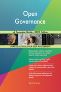 Open Governance A Complete Guide - 2020 Edition