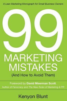 99 Marketing Mistakes