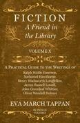 Fiction - A Friend in the Library - Volume X