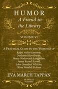 Humor - A Friend in the Library - Volume VI