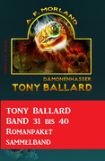 Tony Ballard Band 31 bis 40 Romanpaket