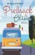 Presssack und Olive