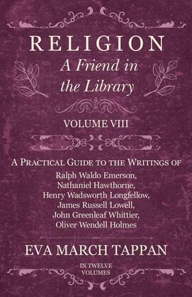 Religion - A Friend in the Library - Volume VIII