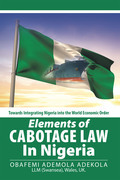 Elements of Cabotage Law in Nigeria