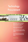 Technology Procurement A Complete Guide - 2021 Edition