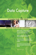 Data Capture A Complete Guide - 2021 Edition