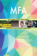MFA A Complete Guide - 2021 Edition
