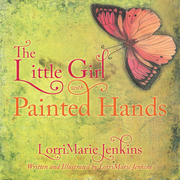 The Little Girl with Painted Hands