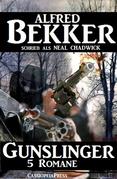 Gunslinger (5 Romane)
