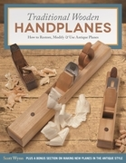 Traditional Wooden Handplanes