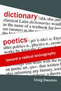 Dictionary Poetics