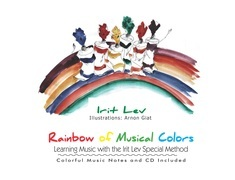 Rainbow of Musical Colors