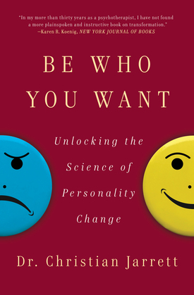 Be Who You Want