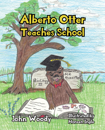 Alberto Otter Teaches School