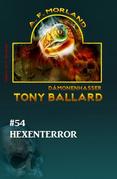 Tony Ballard #54: Hexenterror