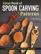 Great Book of Spoon Carving Patterns