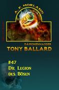 Tony Ballard #47: Die Legion des Bösen