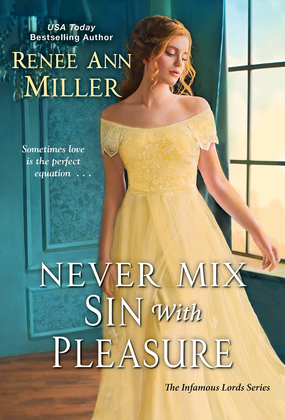 Never Mix Sin with Pleasure
