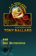 Tony Ballard #48: Der Blutrichter