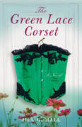 The Green Lace Corset