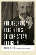 Philosophical Exigencies of Christian Religion