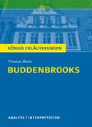 Buddenbrooks von Thomas Mann.
