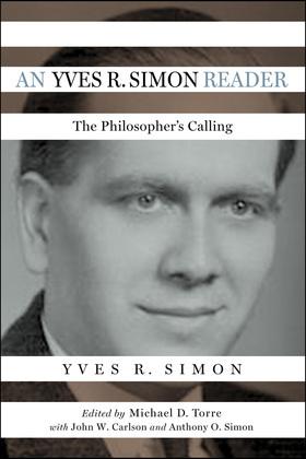 An Yves R. Simon Reader