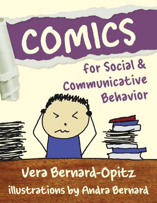Cartoons for Social and Communicative Behavior
