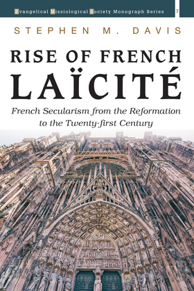 Rise of French Laïcité