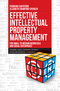 Effective Intellectual Property Management for Small to Medium Businesses and Social Enterprises