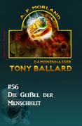 Tony Ballard #56: Die Geißel des Menschheit