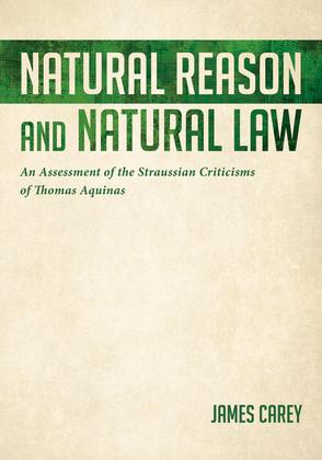 Natural Reason and Natural Law