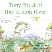 Tony Trout of the Toccoa River