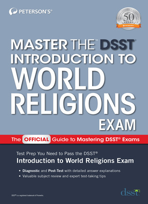 Master the DSST Introduction to World Religions Exam
