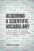 Acquiring a Scientific Vocabulary